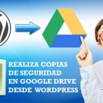 Tutorial de «Google Drive for WordPress» para mantener a salvo tu WordPress